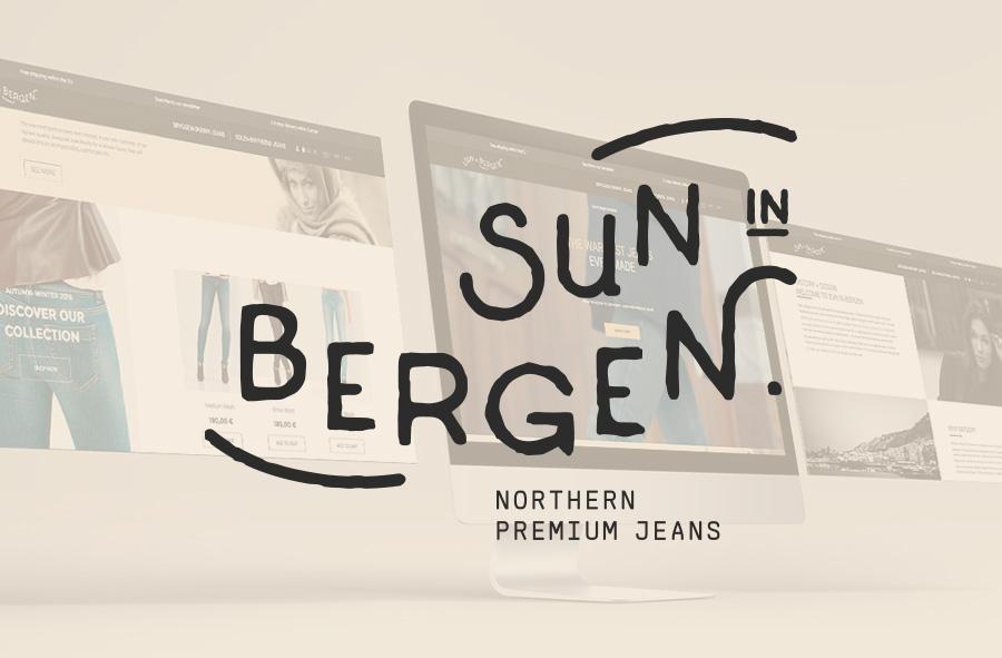 Sun in Bergen