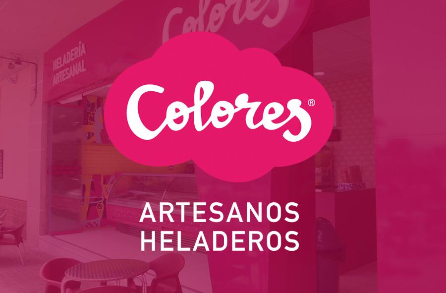 Colores – Heladería