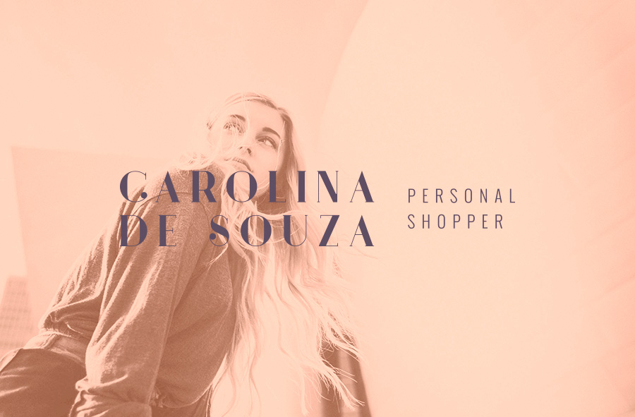 Carolina Personal Shopper | Web