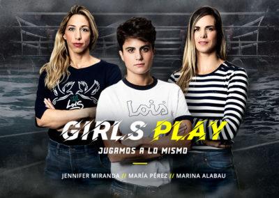 Girls Play | Jugamos a lo mismo